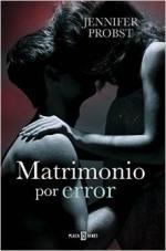 Portada del libro Matrimonio por error  (Casarse con un millonario 3)