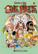 Portada del libro One Piece nº 72: Olvidado en Dessrosa