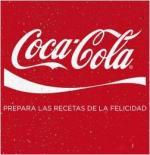 Portada del libro Coca-Cola. Prepara las recetas de la felicidad
