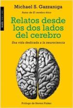 Portada del libro Relatos desde los dos lados del cerebro