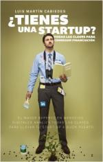 Portada del libro ¿Tienes una startup?
