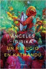 Portada del libro Un refugio en Katmandú