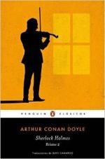 Portada del libro Sherlock Holmes. Relatos 2