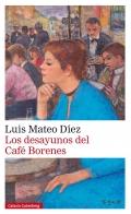 Portada del libro Los desayunos del Café Borenés