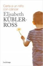 Portada del libro Carta para un niño con cáncer