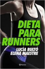 Portada del libro Dieta para runners