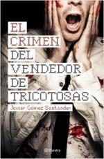 Portada del libro El crimen del vendedor de tricotosas