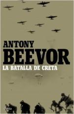 Portada del libro La batalla de Creta