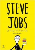 Portada del libro Steve Jobs. La biografía ilustrada