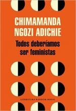 Portada del libro Todos deberíamos ser feministas
