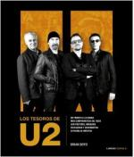 Portada del libro Los tesoros de U2