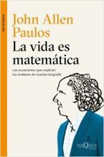 Portada del libro La vida es matemática