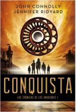 Portada del libro Conquista (Las Crónicas de los Invasores I)