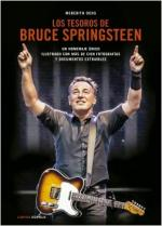 Portada del libro Los tesoros de Bruce Springsteen