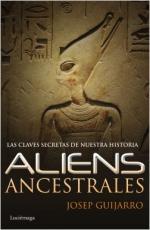 Portada del libro Aliens ancestrales
