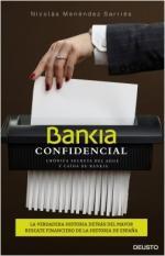 Portada del libro Bankia confidencial