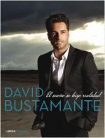 Portada del libro David Bustamante