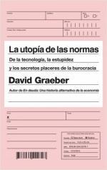 Portada del libro La utopía de las normas