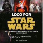 Portada del libro Loco por Star Wars