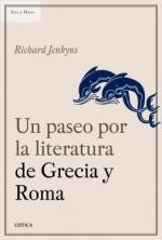 Portada del libro Un paseo por la literatura de Grecia y Roma