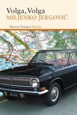 Portada del libro Volga, Volga