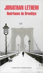 Portada del libro Huérfanos de Brooklyn