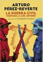 Portada del libro La Guerra Civil contada a los jóvenes