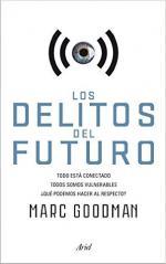 Portada del libro Los delitos del futuro