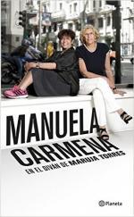 Portada del libro Manuela Carmena