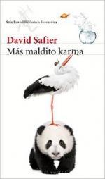 Portada del libro Más maldito karma