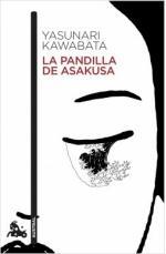 Portada del libro La pandilla de Asakusa