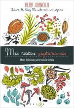 Portada del libro Mis recetas vegetarianas
