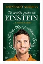 Portada del libro Tú también puedes ser Einstein