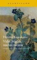 Portada del libro Vidas frágiles, noches oscuras