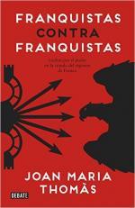 Portada del libro Franquistas contra franquistas