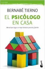 Portada del libro El psicólogo en casa