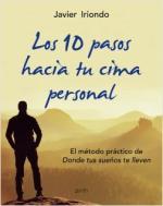 Portada del libro Los 10 pasos hacia tu cima personal