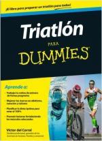 Portada del libro Triatlón para Dummies