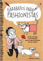 Portada del libro Garabatos para fashionistas