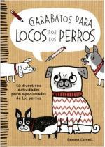 Portada del libro Garabatos para locos por los perros