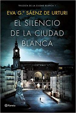 Portada del libro El silencio de la ciudad blanca. La ciudad blanca 1
