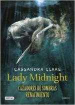 Portada del libro Lady Midnight. Cazadores de sombras