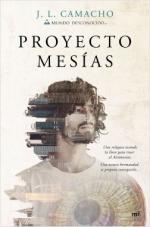 Portada del libro Proyecto Mesías