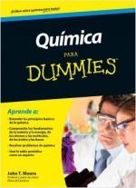 Portada del libro Química para Dummies