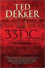 Portada del libro 33 D.C.: Una Novela