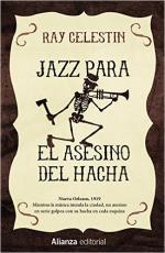 Portada del libro Jazz para el Asesino del Hacha
