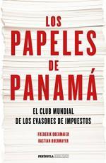 Portada del libro Los papeles de Panamá