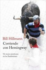 Portada del libro Corriendo con Hemingway