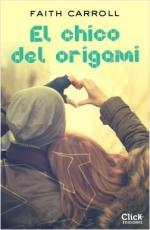 Portada del libro El chico de origami