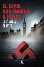 Portada del libro El espía que engañó a Hitler